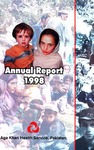 AKHS Annual Report : 1998 by Aga Khan Health Service