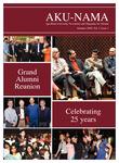 AKU-NAMA : Summer 2009, Volume 2, Issue 1 by Aga Khan University Alumni Association