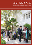 AKU-NAMA : Summer 2013, Volume 6, Issue 1 by Aga Khan University Alumni Association