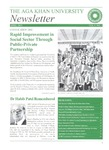 AKU Newsletter : April 2005, Volume 6, Issue 1