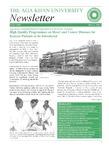 AKU Newsletter : July 2005, Volume 6, Issue 2