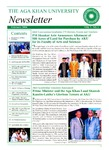 AKU Newsletter : February 2006, Volume 7, Issue 1