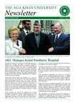 AKU Newsletter : September 2006, Volume 7, Issue 2