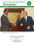 AKU Newsletter : December 2007, Volume 8, Issue 2