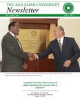 AKU Newsletter : December 2007, Volume 8, Issue 2