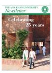 AKU Newsletter : July 2008, Volume 9, Issue 1