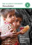 AKU Newsletter : Winter 2012, Volume 13, Issue 1 by Aga Khan University