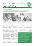 AKU Newsletter : January 2004, Volume 5, Issue 1