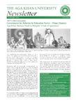 AKU Newsletter : January 2004, Volume 5, Issue 1