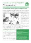 AKU Newsletter : July 2004, Volume 5, Issue 2