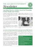 AKU Newsletter : July 2001, Volume 1, Issue 6