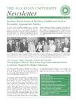 AKU Newsletter : April 2001, Volume 1, Issue 5