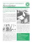 AKU Newsletter : October 2000, Volume 1, Issue 4