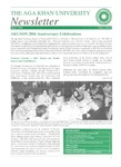 AKU Newsletter : July 2000, Volume 1, Issue 3