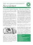 AKU Newsletter : April 2000, Volume 1, Issue 2 by Aga Khan University