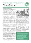 AKU Newsletter : January 2000, Volume 1, Issue 1