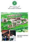 The Aga Khan University Progress Report : 2000-2001