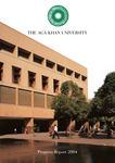 The Aga Khan University Progress Report : 2004