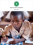 The Aga Khan University Report : 2014 by Aga Khan University