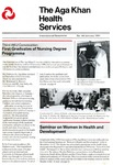 The Aga Khan Health Services : International Newsletter, No. 44 by Aga Khan University