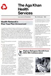 The Aga Khan Health Services : International Newsletter, No. 43 by Aga Khan University