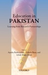 Education in Pakistan : Learning from research partnerships