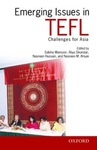 Emerging issues in TEFL: Challenges for Asia by Sabiha Mansoor, Aliya Sikandar, Nasreen Hussain, and Nasreen M. Ahsan