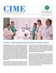 CIME Newsletter : September 2017