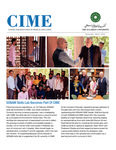 CIME Newsletter : March 2018