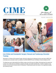 CIME Newsletter : September 2018