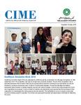 CIME Newsletter : October 2018