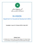 IN-VISION : Issue 8 - October 2020 - May 2021