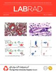 LABRAD : Vol 41, Issue 2 - July 2015