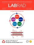 LABRAD : Vol 40, Issue 1 - April 2014