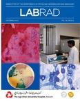 LABRAD : Vol 38, Issue 2 - December 2012