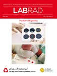LABRAD : Vol 46, Issue 3 - May 2021