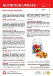 April 2017 (Issue 1) : Food Color Additives