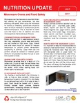 July 2017 (Issue 2) : Microwave Ovens and Food Safety
