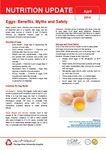 April 2018 (Issue 2) : Eggs: Benefits, Myths and Safety