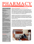 Pharmacy Newsletter : September 2014 by Pharmacy Department