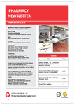 Pharmacy Newsletter : October 2012