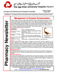 Pharmacy Newsletter : October 2007 by Pharmacy Department