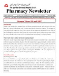 Pharmacy Newsletter : December 2006