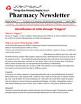 Pharmacy Newsletter : August 2006