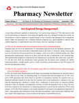 Pharmacy Newsletter : September 2005