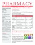 Pharmacy Newsletter : December 2020