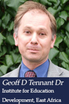 Geoff D Tennant