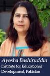 Ayesha Bashiruddin