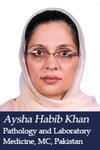 Aysha Habib Khan