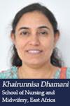 Khairunnisa Dhamani